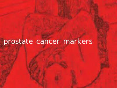 prostate cancer markers
